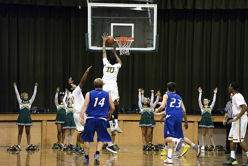 RC Basketball Shots 2013-2014 (Edited)