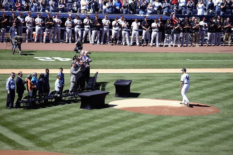Mariano RIvera Day (9/22/2013)